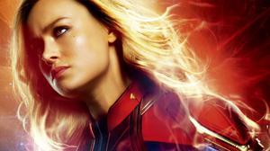 Brie Larson As Carol Danvers Captain Marvel Free HQ Image