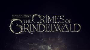 Fantastic Beasts The Crimes Of Grindelwald Logo HQ Image Free Wallpaper