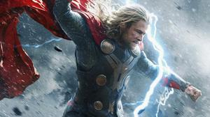 Thor 2 The Dark World Movie Free Transparent Image HD