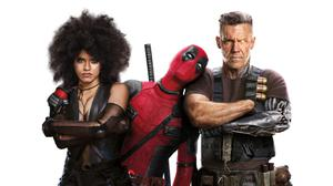 Deadpool 2 Domino Deadpool Cable Free Download Image