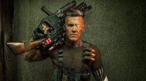 Deadpool 2 Cable Free Transparent Image HD