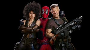 Deadpool 2 Poster Wallpaper Image High Quality