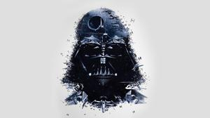 Darth Vader Face Artwork Free Download Image