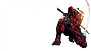 Deadpool Wade Wilson Marvel Comic HD Image Free Wallpaper
