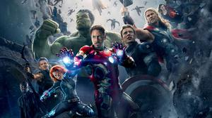 Avengers Age Of Ultron Free HD Image