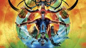 Thor Ragnarok 2017 Movie Poster Wallpaper Download Free