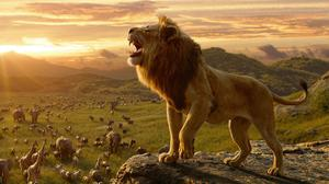 The Lion King 2019 Download HQ Wallpaper