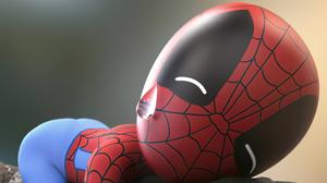 Baby SpiderMan Free Photo Wallpaper