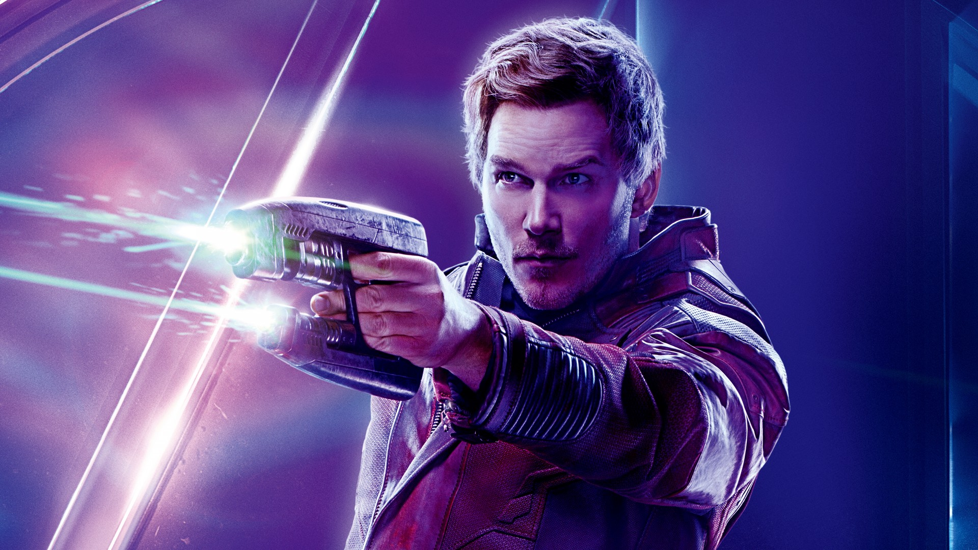Chris Pratt As Peter Quill Star Lord Download Hd Wallpaper