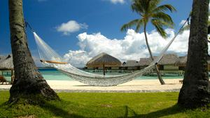 Beach Hammock Free Download Image
