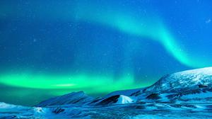 Beautiful Aurora Hd Free HD Image