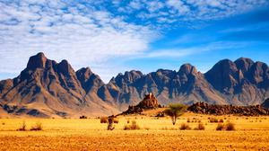 African Mountains Download Free Image