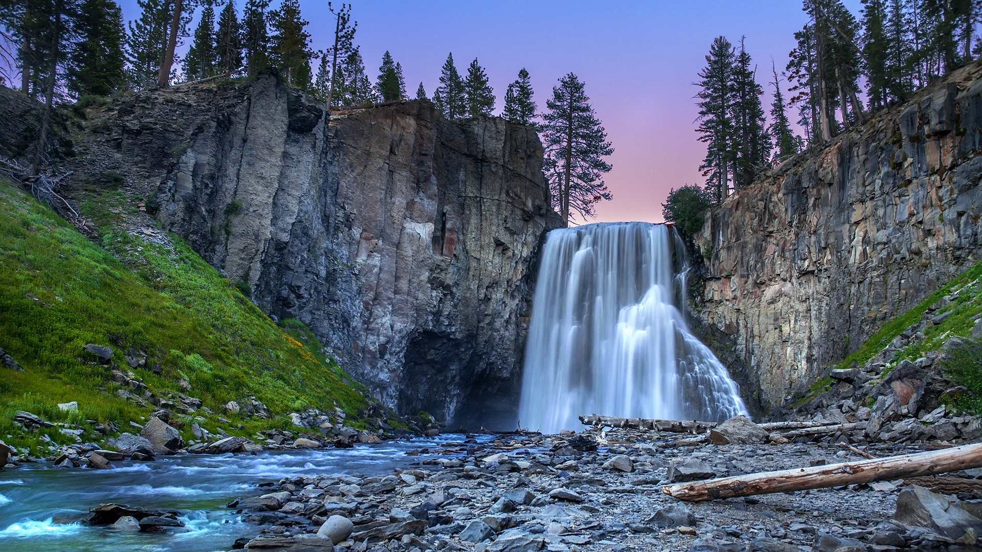 on,rocks,nature,shake,tilt,creation,falls,rock and roll,cascade,waterfall,universe,natural state,cliffs