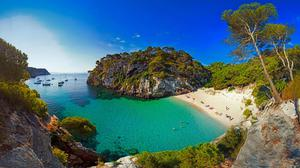 Menorca Beach Spain Download HQ Wallpaper