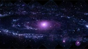 Galaxy Background Free Photo Wallpaper